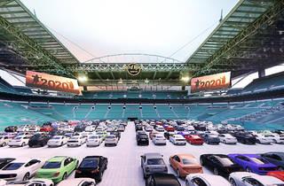 Hard Rock Stadium Drive in