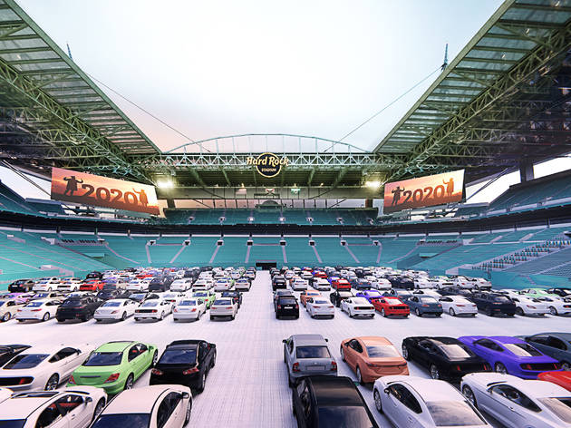 Hard Rock Stadium Drive in