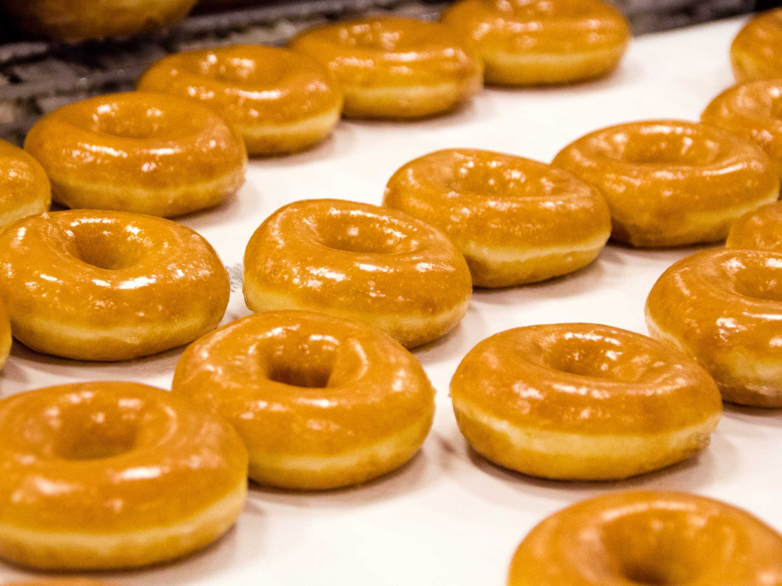 Krispy Kreme is giving out free doughnuts for five days straight in June