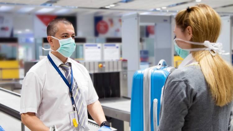 TSA mask