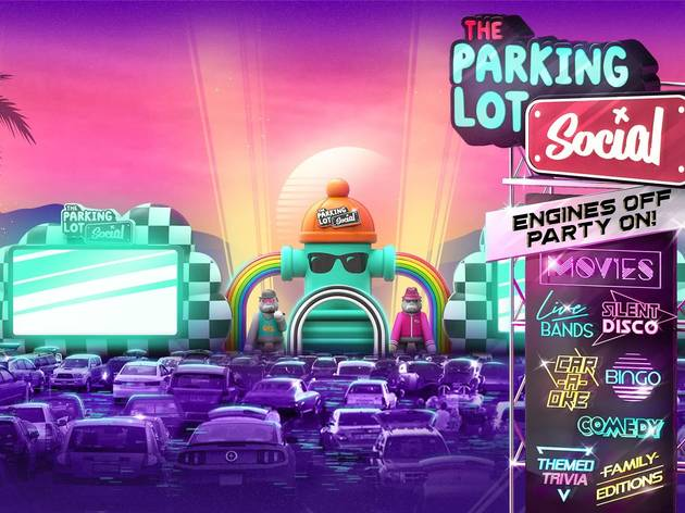 The Parking Lot Social