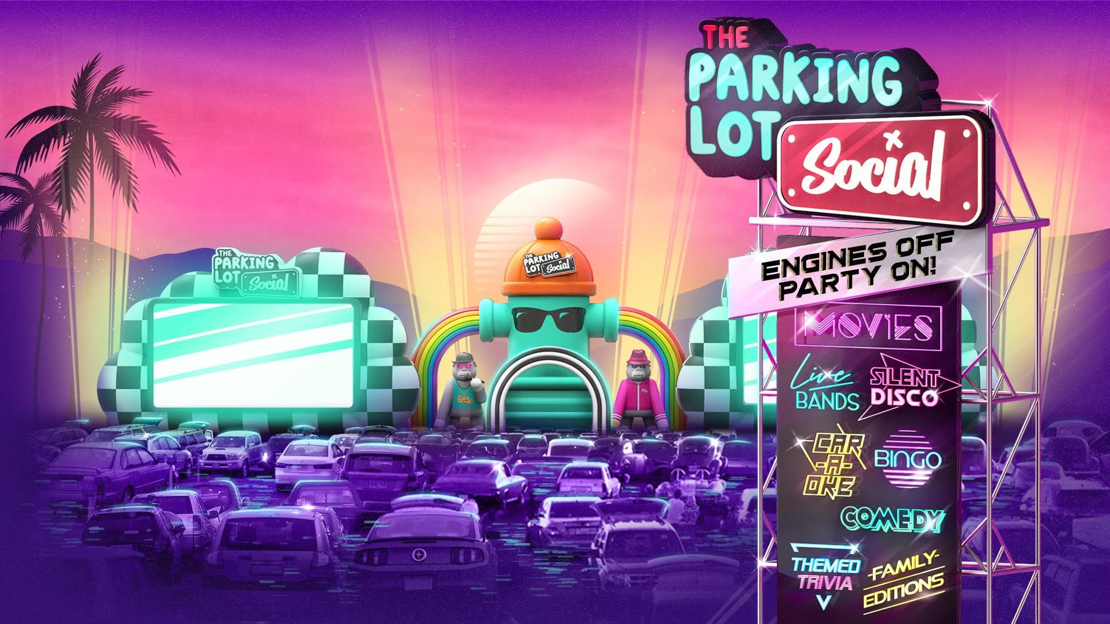 The Parking Lot Social