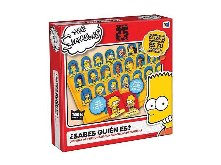 ¿Sabes Quién Es? The Simpsons
