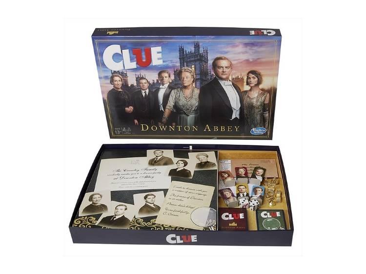 Clue: Downton Abbey