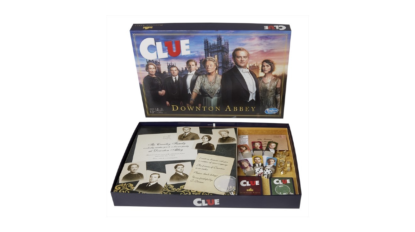 Clue Downton Abbey