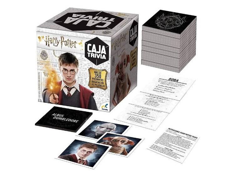 Trivia Box Harry Potter