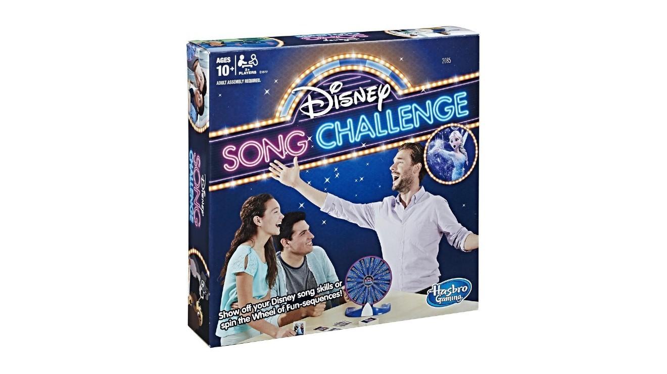 Desafío de canciones de Disney