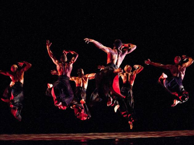 Alvin Ailey American Dance Theater: The Hunt