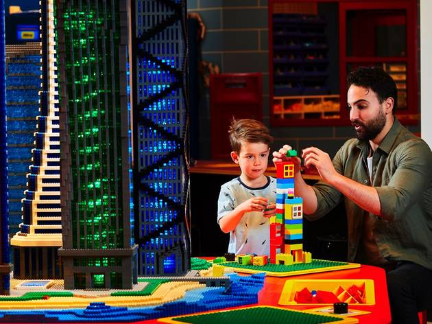 Legoland Discovery Centre  (Photograph: Supplied/Legoland Discovery Centre )