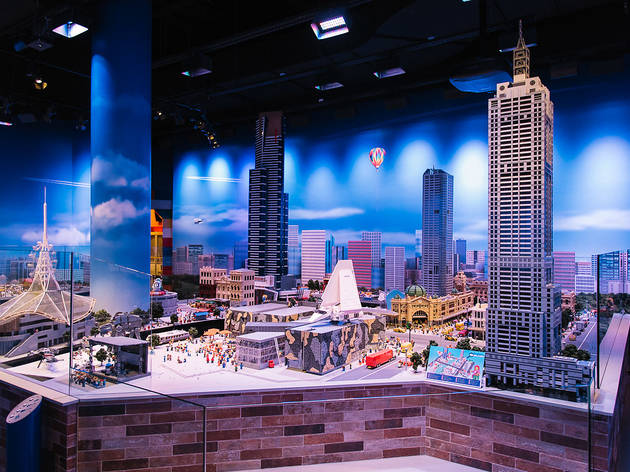 Legoland Discovery Centre  (Photograph: Supplied/Kit Haselden)