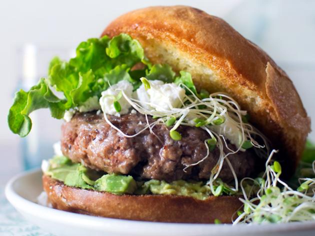 Rubato Heaven On Earth Burger