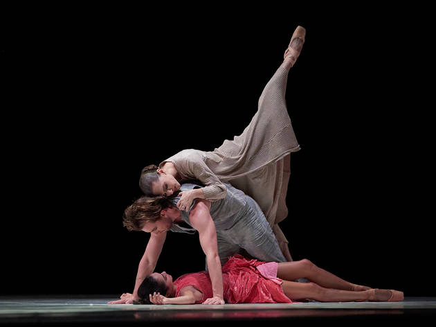San Francisco Ballet in Marston's Snowblind