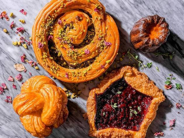 You can now try gourmet pastries by Noma's ex-pastry chef at Le Matin Patisserie
