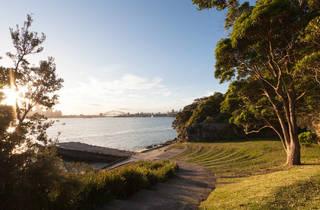 Bradley's Head Sydney Harbour National Park