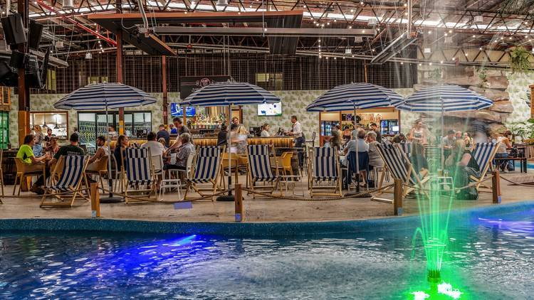 Moon Dog World is reopening with bottomless booze packages
