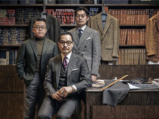 WW Chan tailors