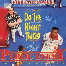 'Fight the power', Public Enemy