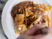Padella, pasta, delivery