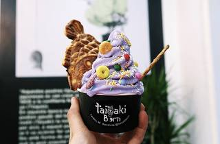 Taiyaki born