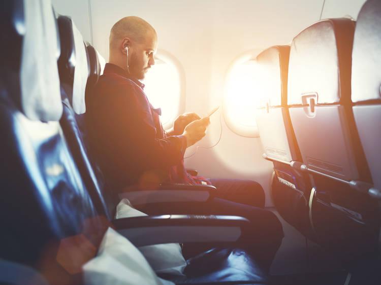 Cómo serán los viajes en avión