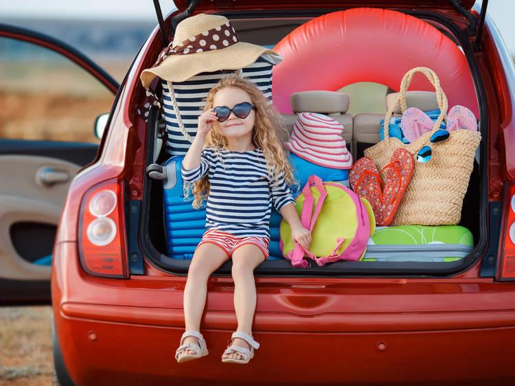 El coche, la alternativa para este verano