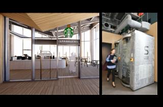 ステーション ブース 高輪ゲートウェイ駅 スターバックス コーヒー店