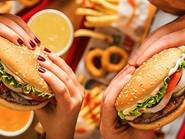 100 burgers gratis de Burger King