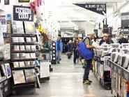 rough trade east record store