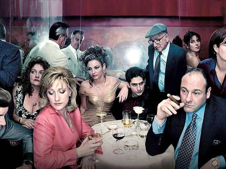 Les Soprano (1999-2007)