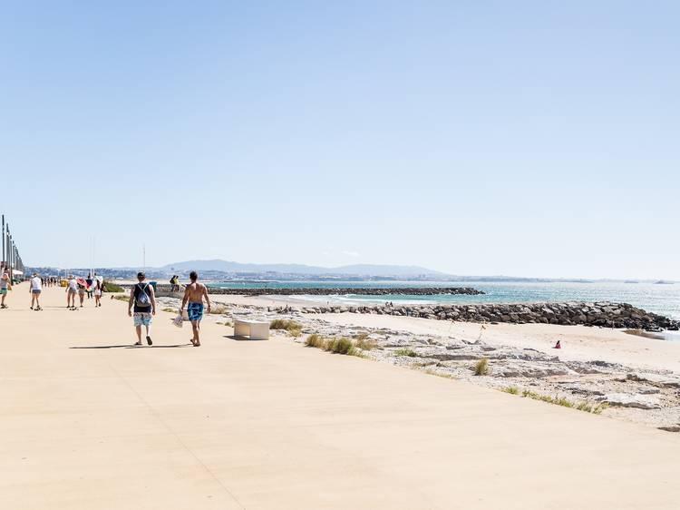 Há 106 praias com Qualidade de Ouro na região Tejo e Oeste