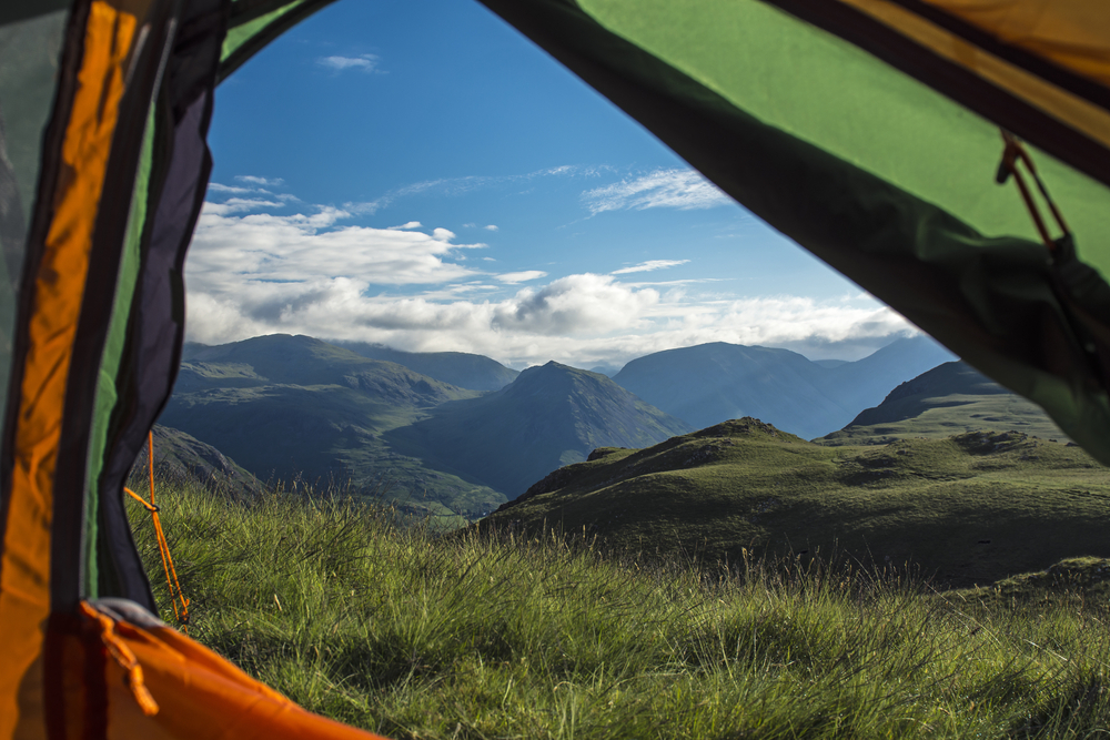 Will we be allowed to go camping in the UK this summer?
