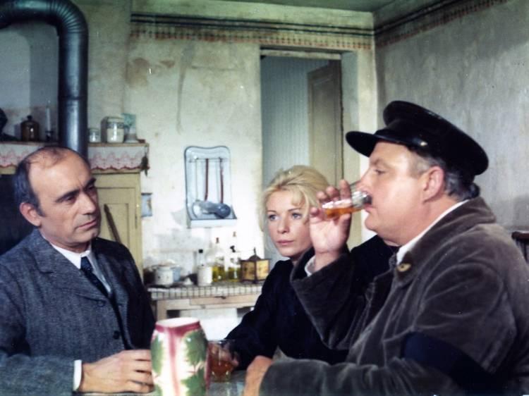 La Maison des bois (1971)