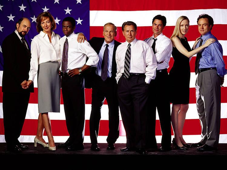 A la Maison Blanche (1999-2006)