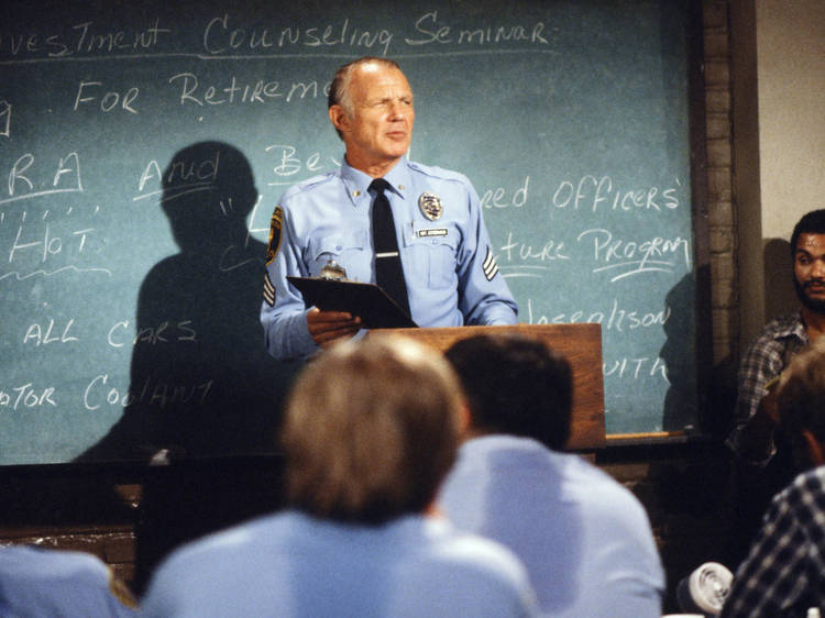Hill Street Blues (Capitaine Furillo) (1981-1987)