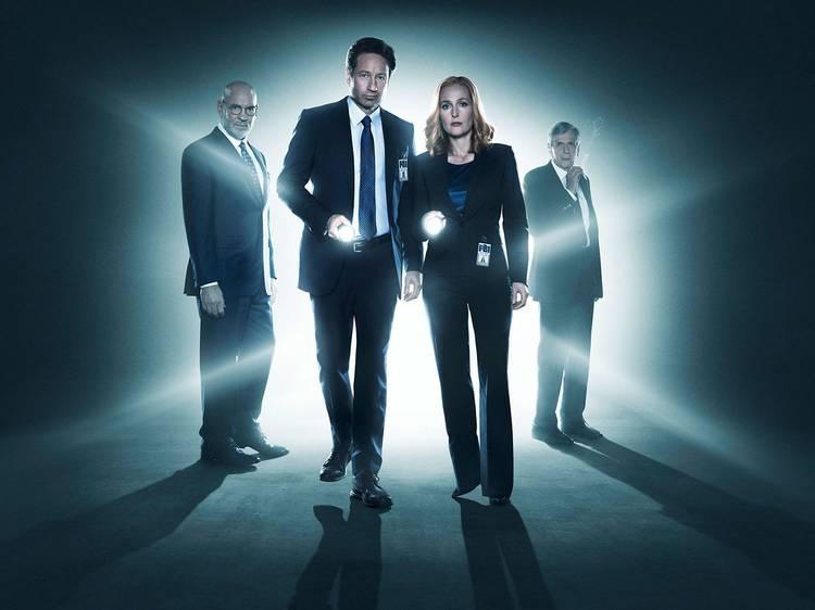 X-Files (1994-2002)