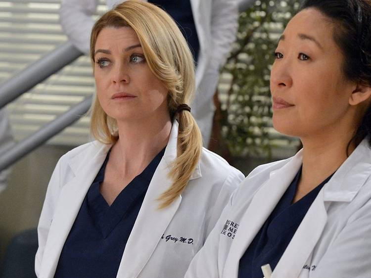 Grey's Anatomy (depuis 2005)