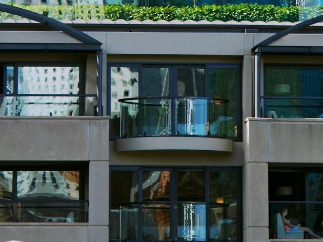 Balconies, Park Hyatt