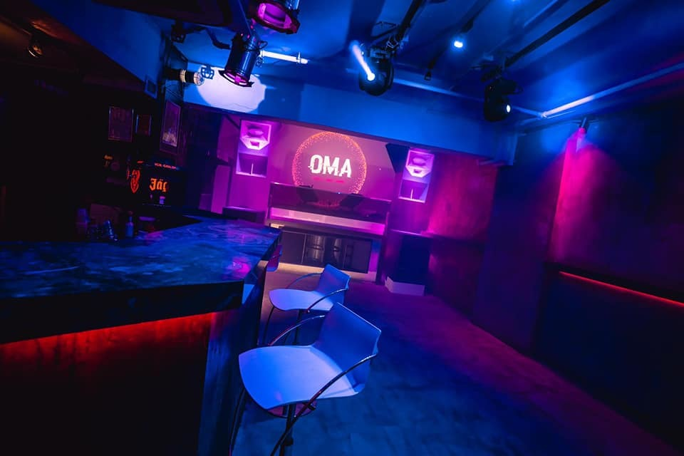 Oma, nightclub
