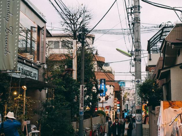 下北沢で過ごす24時間
