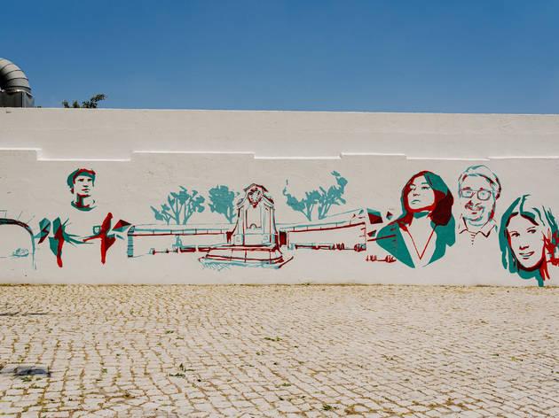 mural de benfica