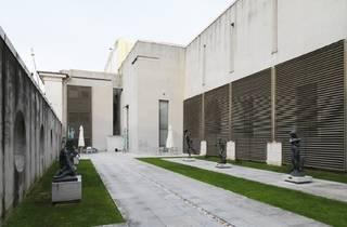 Museu, Jardim das Esculturas, MNAC