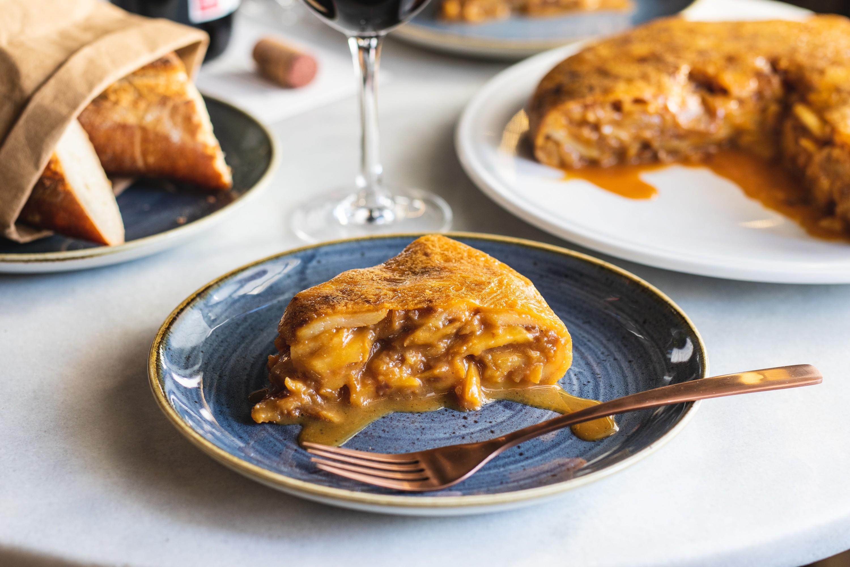 Tortilla de patata de JuanaLaLoca