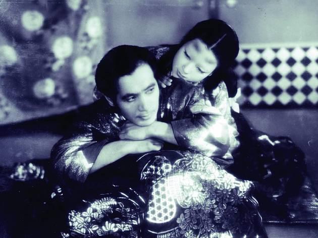 Filme, Cinema, Contos da Lua Vaga (1953)