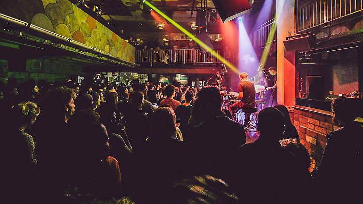 Photograph: Jazz Cafe