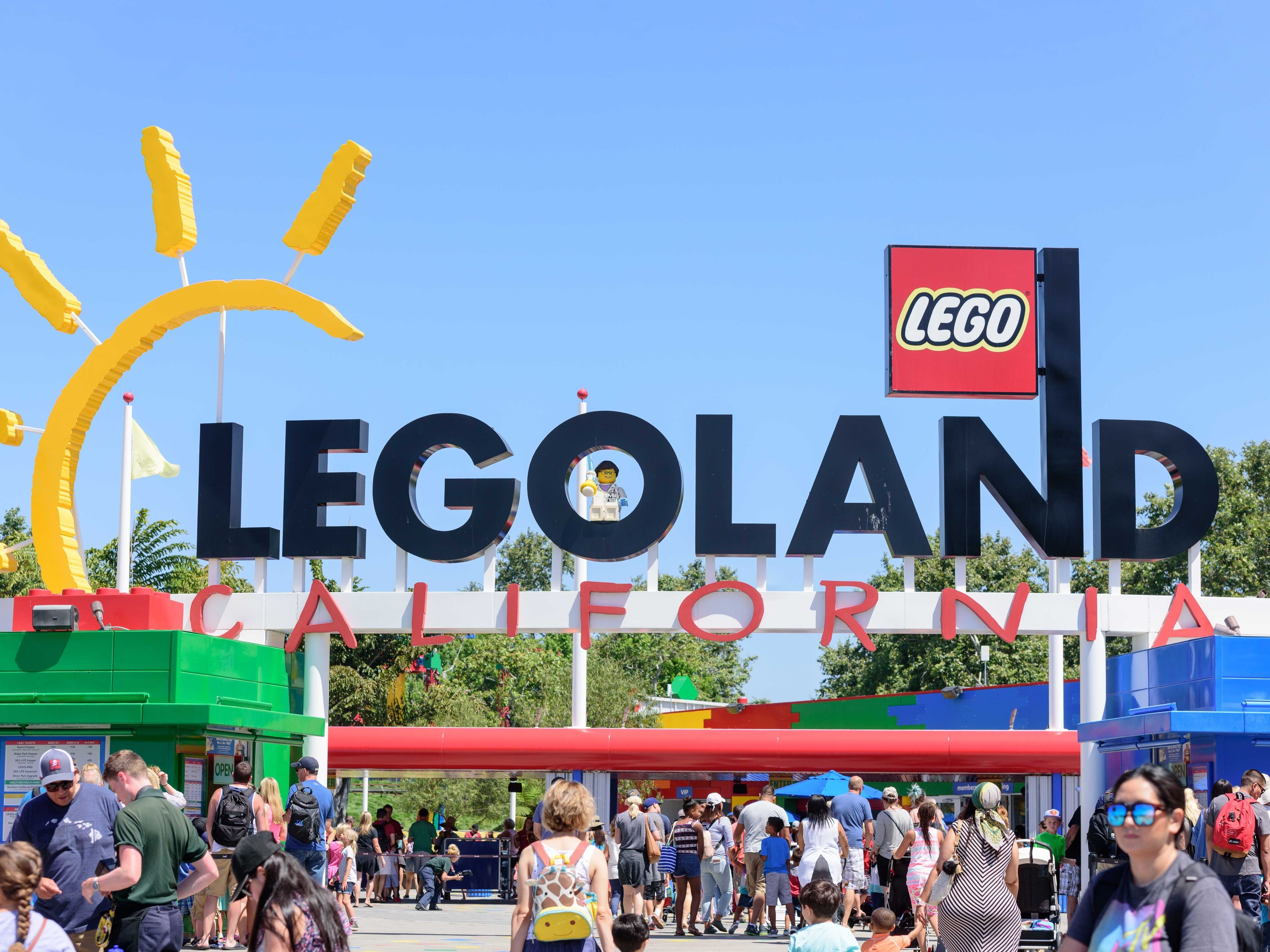 Legoland and other San Diego amusement parks are planning to reopen July 1
