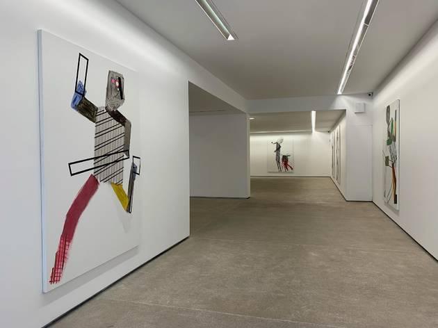 Exposição de José Loureiro na Galeria Fernando Santos