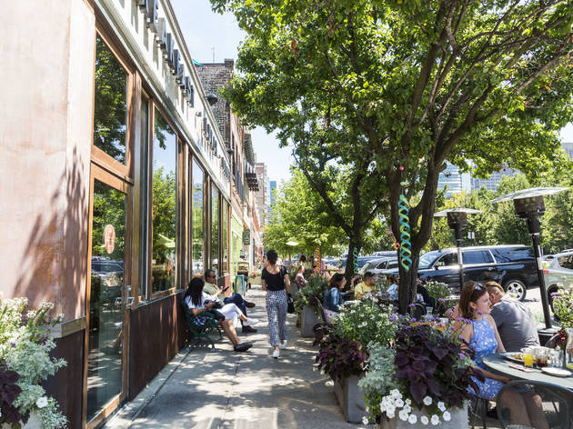 Six streets throughout Chicago will close to make way for outdoor dining