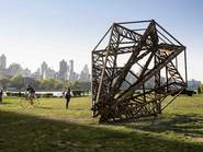NYC, galleries, museums, Socrates Sculpture Park, outdoor art, Long Island City, Queens, Governor Cuomo, Jeffrey Gibson, Paul Ramírez Jonas, Xaviera Simmons