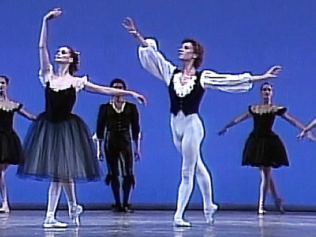 Tribute to Balanchine (Live from Lincoln Center 1983)