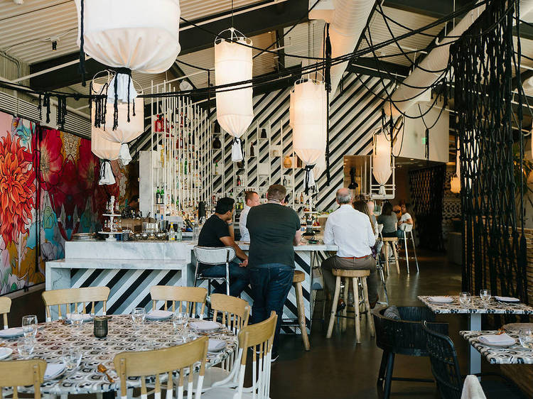 Indoor dine-in service (temporary closure)